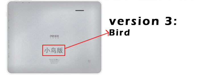Ployer Momo8 Bird Tablet PC Touch Screen Panel