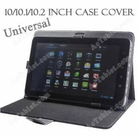PU Leather Case Cover Stand for Insignia Flex 10.1 Inch Android Tablet PC