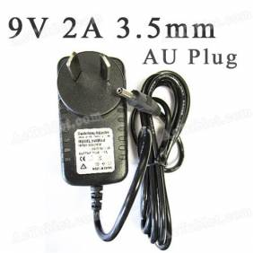 Universal 9V 2A 3.5mm AU Power Supply Adapter Charger for Android Tablet PC MID
