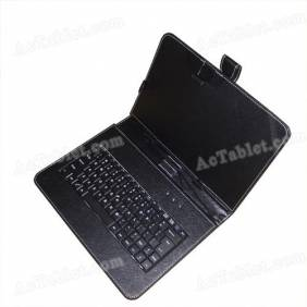 Universal 10.1 Inch Micro USB Keyboard Case for Android Tablet PC