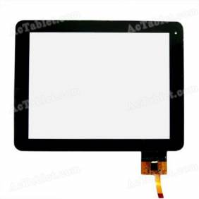 Ployer Momo8 Speed Tablet PC Touch Screen Panel Digitizer Glass Replacement 8 Inch