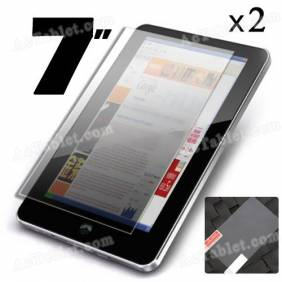 Universal 7 Inch Screen Protector Film for Android Tablet PC APad EPad MID