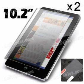 Universal 10.2 Inch Screen Protector Film for Android Tablet PC APad EPad MID