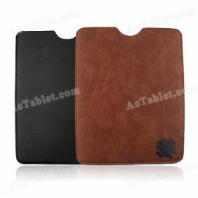 8'' Google Android Tablet Robot Pattern Protective Leather Case Pouch