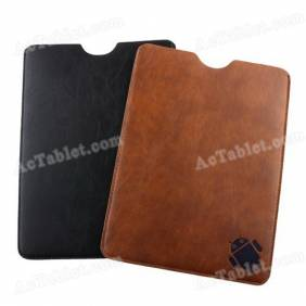 Universal 10/10.1/10.2 Inch Pouch Google Android Tablet Robot Pattern Protective Leather Case