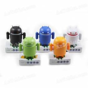 Portable Googel Anroid IRobot Speaker for Tablet PC