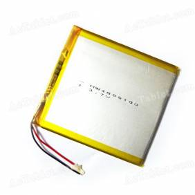 Replacement 5000mah Battery for 8~10.2 Inch Android Tablet PC 3.7V DC 5V