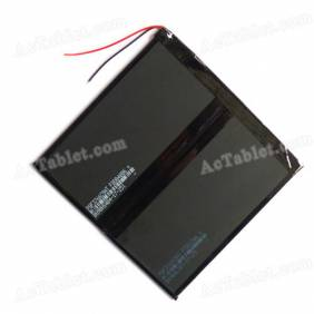 Replacement 8000mAh Battery for Trekstor Surftab Ventos 10.1 ST10216-1 10.1 Inch Tablet PC