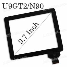 Replacement Touch Screen Panel for Cube U9GT2 RK2918 Tablet PC 9.7""