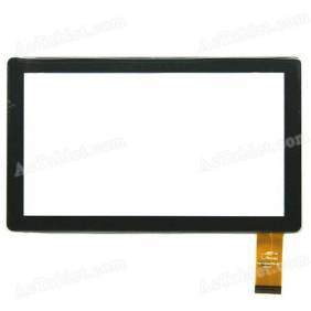 Replacement Touch Screen Panel for Cube U18GT RK2906 Tablet PC
