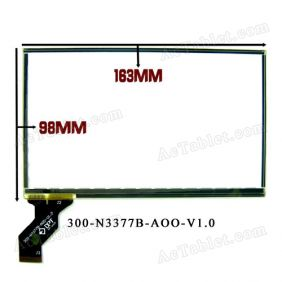 Replacement Touch Screen Panel for Onda VX610W Deluxe Tablet PC 7 Inch