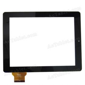 300-L4318A-A00 Digitizer Glass  Touch Screen Replacement for Onda V972 Tablet PC 9.7 Inch
