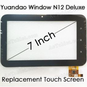Replacement Touch Screen for Yuandao Window N12 Deluxe Tablet PC