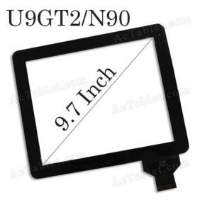Replacement Touch Screen for Window Yuandao N90 Tablet PC 9.7 Inch