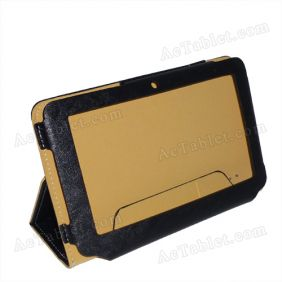 Leather Case Cover for VIDO Yuandao N70S Dual Core Tablet PC 7 Inch