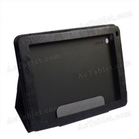 Leather Case Cover for Window Vido N90FHD A31 Quad Core Tablet PC 9.7 Inch