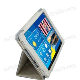 Vido M1 Mini one Quad CoreTablet PC Leather Case Cover 7.85 Inch