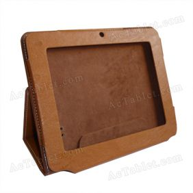 Leather Case Cover for Teclast P85HD P85a Tablet PC 8 Inch