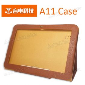 Leather Case Cover for Teclast A11s Quad Core Tablet PC 10.1 Inch