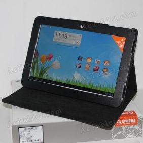 Leather Case Cover for Teclast A11 Quad Core Tablet PC 10.1 inch