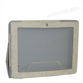 Leather Case Cover for Teclast A80h A80S Tablet PC 8 Inch