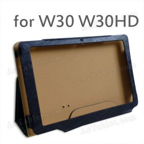 Leather Case Cover for Ramos W30 W30HD W31 W32 Tablet PC 10.1 Inch