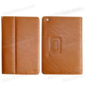Leather Case Cover for Ramos W25HD Quad Core Tablet PC 9.7 Inch