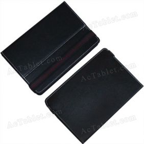 Leather Case Cover for Ainol Novo 7 Fire Flame Tablet PC 7 Inch