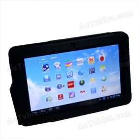 Leather Case Cover for Ainol Novo 7 Crystal 2 Tablet PC 7 Inch