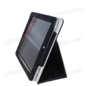 Leather Case Cover for Ainol Novo 8 Discover Find Quad Core Tablet PC 8 Inch
