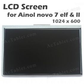 Replacement LCD Screen for Ainol Novo 7 Elf & II Tablet PC 7 Inch