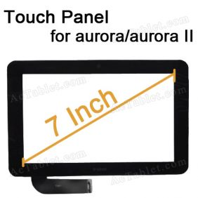 Replacement Touch Screen Panel for Ainol Novo 7 Aurora & II Tablet PC