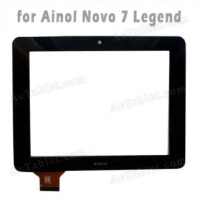 Replacement Touch Screen Panel for Ainol Novo 7 Legend Tablet PC