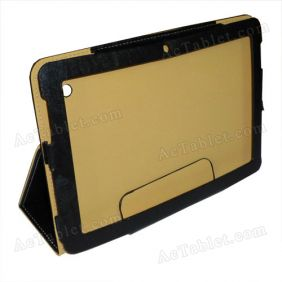 Leather Case Cover for Window Yuandao N101 Dual Core RK3066 Tablet PC 10.1 Inch