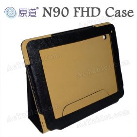 Leather Case Cover for Vido N90FHDRK Quad Core RK3188 Tablet PC 9.7 Inch