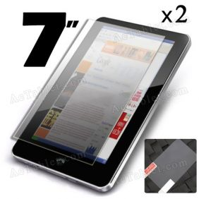 7 Inch Screen Protector for Vido N70 HDAC Quad Core ATM7029 Tablet PC