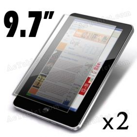 9.7 Inch Screen Protector for Yuandao Vido N90S Dual Core RK3066 Tablet PC