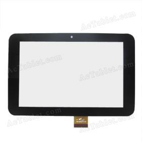PB70DR8279-R2/R1/R3 Digitizer Touch Screen for N70HD Window Yuandao Vido Tablet PC
