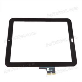 Replacement Touch Screen for Yuandao Vido N90S Dual Core RK3066 Tablet PC 9.7 Inch