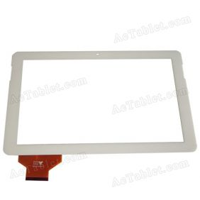 Replacement Touch Screen for Vido N101RK Quad Core RK3188 Tablet PC 10.1 Inch