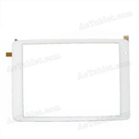 Replacement Touch Screen for Vido Mini S Quad Core RK3188 Tablet PC