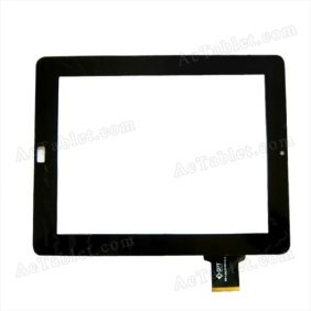 Replacement Touch Screen for Onda Vi40 Dual Core Amlogic 8726-MX Tablet PC 9.7 Inch