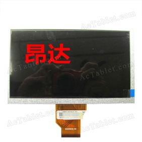 Replacement LCD Screen for Onda V702 Fashion A13 Tablet PC 7 Inch
