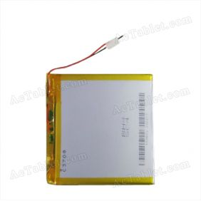Replacement 4000mAh Battery for Onda V701 Dual Core Amlogic 8726-MX Tablet PC