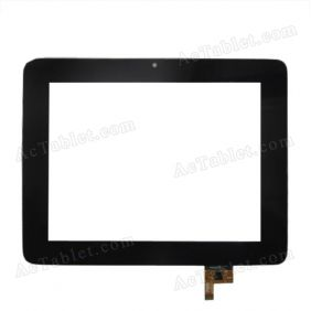 Replacement Touch Screen for Teclast P85HD Dual Core RK3066 Tablet PC