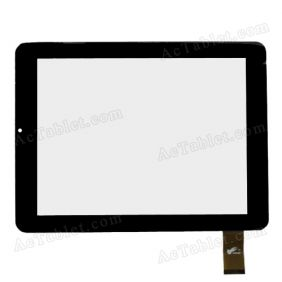 Replacement Touch Screen for Teclast P85 Dual Core RK3066 Tablet PC