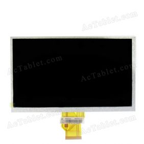 Replacement LCD Screen for Teclast P76e AllWinner A13 Tablet PC 7 Inch