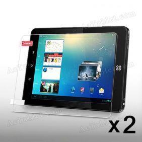 7.85 Inch Screen Protector for Ramos X10 Fashion Mini Pad Quad Core ATM7029 Tablet PC