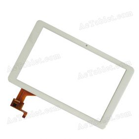 Replacement Touch Screen for Ramos W30HD Quad Core Exynos 4412 Tablet PC 10.1 Inch