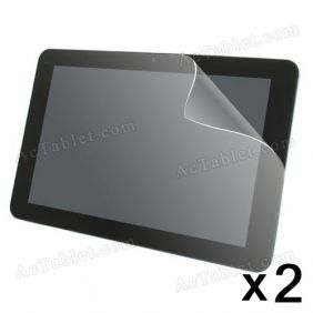 10.1 Inch Screen Protector for Sanei N10 (Ampe A10) Ultimate Quad Core A31 Tablet PC